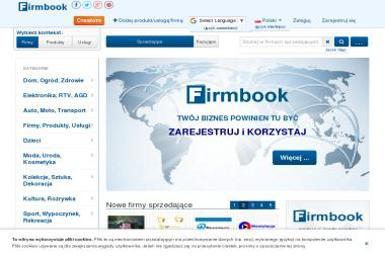 Firmbook - Logo dla Firmy Bełchatów