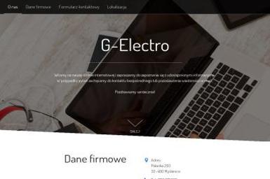 G-Electro - Ustawienie Anteny Satelitarnej Głogoczów
