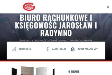 """Biuro Rachunkowe """"Global"""" Krystyna Gut - Szkolenia Jarosław"""
