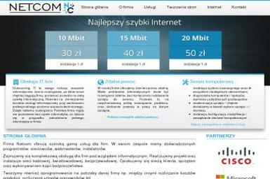 Netcom Kamil Mielcarek - Firma IT Ostrów Wielkopolski