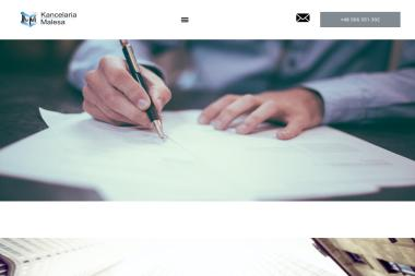 Kancelaria Doradztwa Podatkowego i Prawnego Michał Malesa - Porady Podatkowe Warszawa