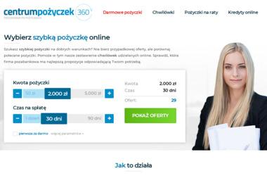 Doradztwo Finansowe Bukowno - Kredyt gotówkowy Bukowno