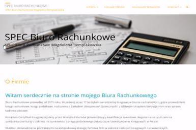 SPEC BIURO RACHUNKOWE - Usługi podatkowe Szczecin