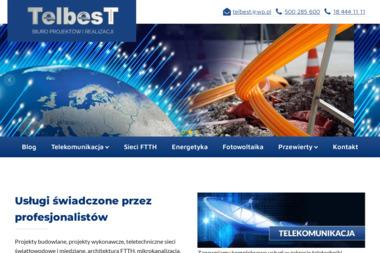 Biuro Projektów i Realizacji TELBEST - Fotowoltaika Nowy Sącz