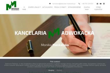 Adwokat Monika Maskalska-Kwajzer - Prawo cywilne Bydgoszcz