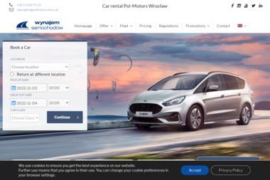 Wypożyczalnia Samochodów Pol-Motors - Wynajem Aut Wrocław