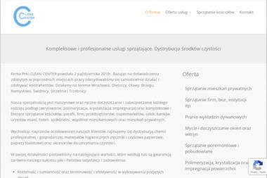 Clean-Center Mariusz Zwirdowski - Sprzątanie Koszalin