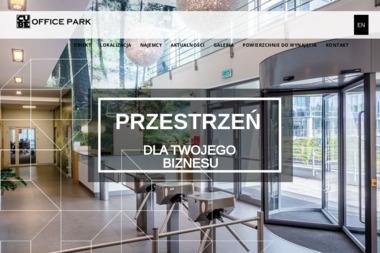 CUBE Office Park - Biuro do wynajęcia Gdańsk