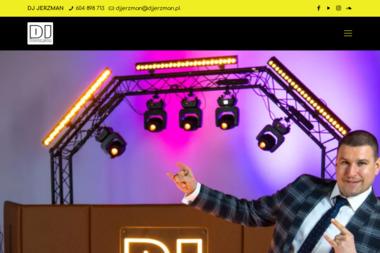 DJ Jerzman - Profesjonalne prowadzenie imprez i wesel - Zespół Muzyczny Poznań