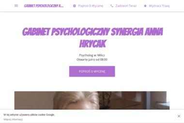 Psycholodzy Synergia Anna Hrycak Anna Linda - Leczenie Alkoholizmu Milicz