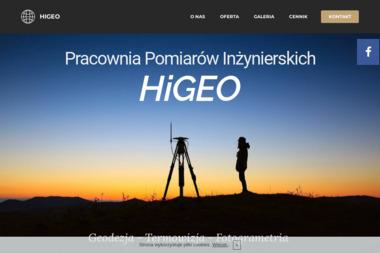 Pracownia Pomiarów Inżynierskich HiGeo - Projektant instalacji elektrycznych Rzeszów