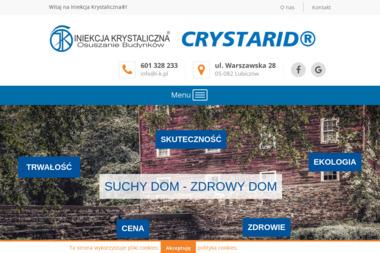 www.i-k.pl - Osuszanie Warszawa