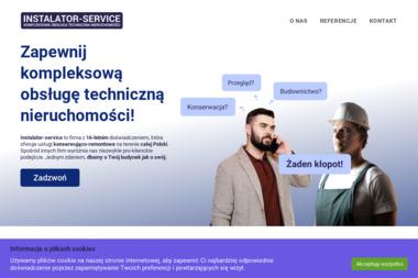 Instalator-Service - Agencje i biura obsługi nieruchomości Warszawa