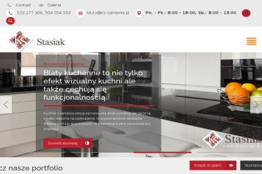 Krzysztof Stasiak - Zakład Kamieniarski Aleksandrów Łódzki