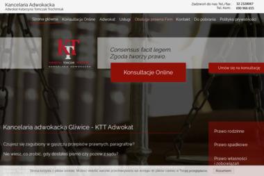 Adwokat Gliwice - ktt-adwokat.pl - Usługi Prawnicze Gliwice