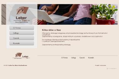 LeberTax Biuro Rachunkowe - Usługi finansowe Poronin
