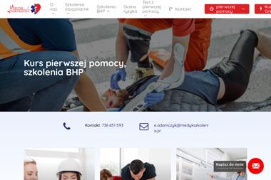 MedykSzkolenia Bartosz Świątek - Edukacja Online Łódź