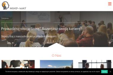 MIND WAY sp. z o.o. - Logo Poznań