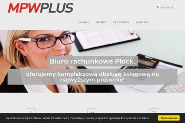 MPWPLUS Biuro Rachunkowe Magdalena Jasińska - Usługi finansowe Kostrogaj