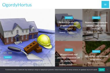 Hortus Adam Bartkowski - Projektowanie ogrodów Rogów