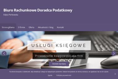 Doradca Podatkowy Edyta Perkowska - Doradztwo, pośrednictwo Łapy