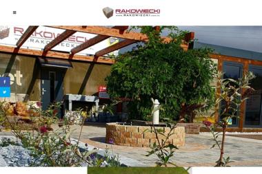 Rakowiecki Centrum Kamienia I Kostki Brukowej Piotr Rakowiecki - Układanie kostki granitowej Łódź