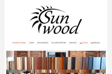 Sunwood Sp. z o.o. - Architekt wnętrz Kobyłka