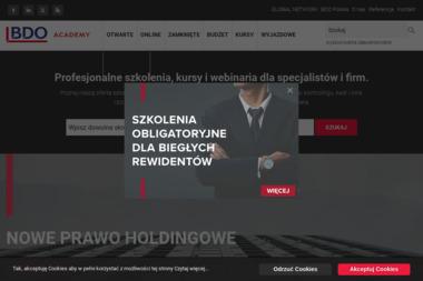 BDO Sp. z o.o. - Kursy zawodowe Warszawa