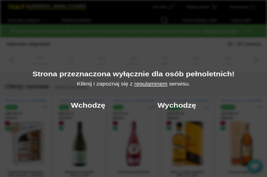 M&P Pańska - Hurtownia Alkoholi Warszawa