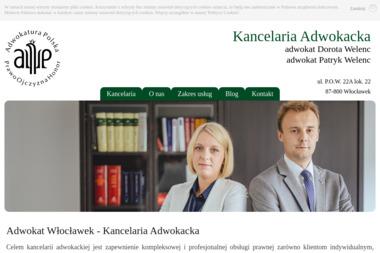 Kancelaria Adwokacka Adwokat Patryk Welenc - Adwokat Włocławek