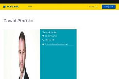Pośrednictwo Ubezpieczeniowe Dawid Płoński - Ubezpieczenia grupowe Gdańsk