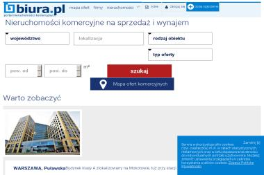 biura.pl portal nieruchomości komercyjnych - Wynajem Biur Kraków