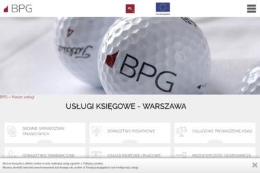 BPG Polska Audyt Sp. z o. o. - Biznes plany, usługi finansowe Warszawa