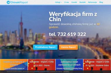 ChinskiRaport.pl - Analiza Ekonomiczna Gdynia