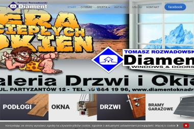 Diament Galeria Drzwi i Okien - Naprawa okien Ostrowiec Świętokrzyski