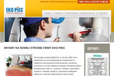 EKO-PIEC - Instalacje grzewcze Płock