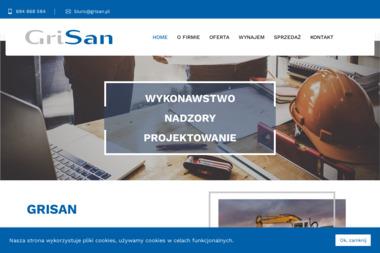 GriSan - Instalacje sanitarne Olsztyn