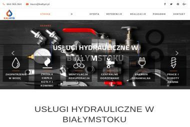 KALHYD Damian Owierczuk - Pompy ciepła Białystok