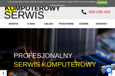 CRX Artur Ciążyński - Sieci komputerowe Katowice