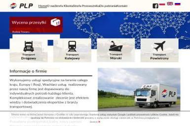 PLP Sp. z o.o. - Transport ciężarowy krajowy Białystok