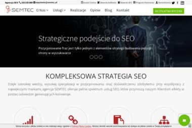 Semtec Sp z o.o. - Reklama internetowa Warszawa