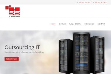 SIS IT Solutions - Systemy Informatyczne Legionowo