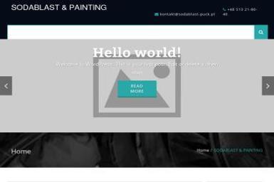 Sodablast&Painting Sp. Z o.o. - Kamieniarstwo Starzyno