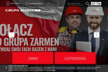 Zarmen sp. z o.o. - Zaplecze budowlane Warszawa