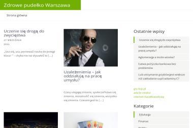 zdrowepudelko.waw.pl - Gotowanie Pruszków