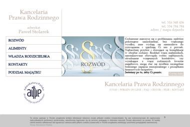 Kancelaria Prawa Rodzinnego Adwokat Paweł Stolarek Adwokat - Usługi Prawne Radom