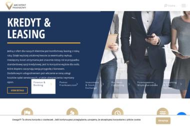 ArchitektFinansowy.pl - Kredyt hipoteczny Iława