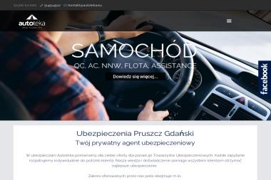 Autoteka - Ubezpieczenia Gdańsk - Ubezpieczenie firmy Gdańsk