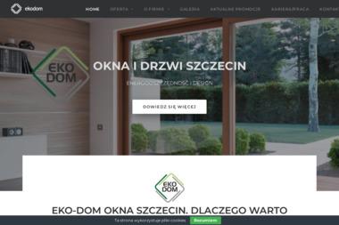 Eko-Dom okna i drzwi Szczecin - Producent Okien Aluminiowych Szczecin