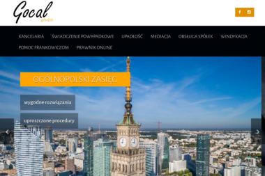 Gocal Dariusz Gocał - Adwokat Jędrzejów